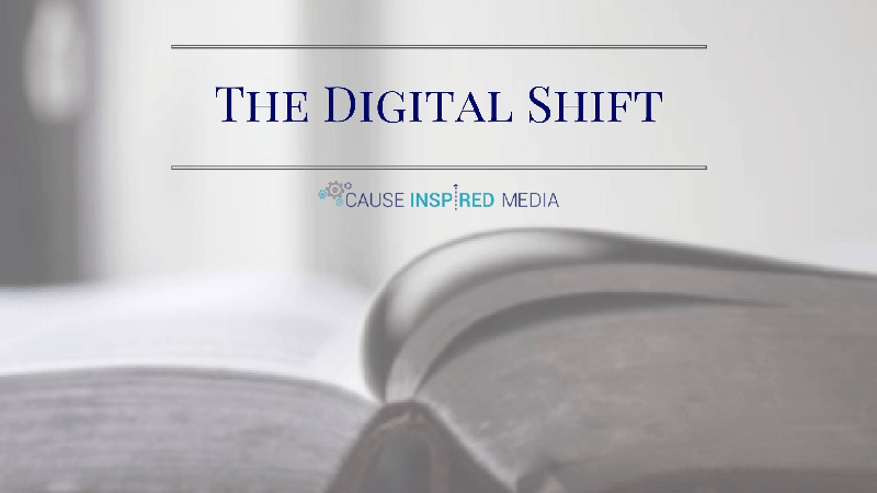 the digital shift