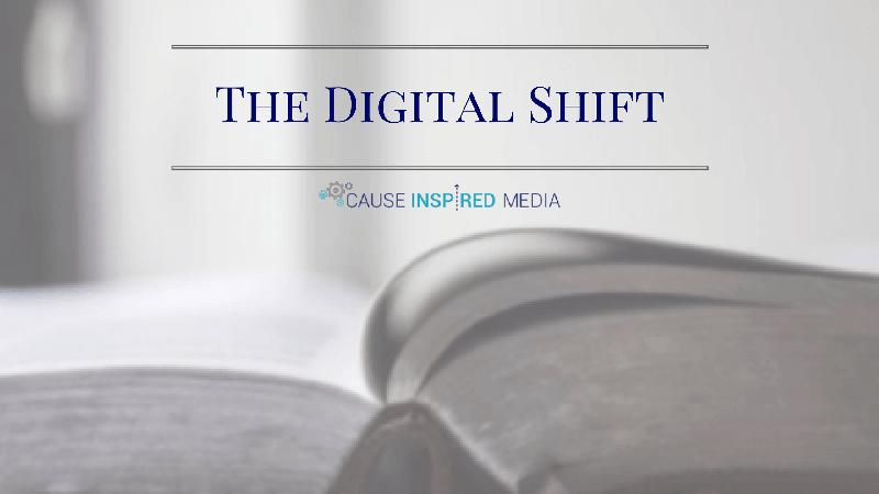 the digital shift
