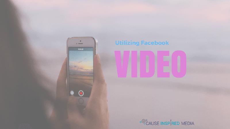 utilizing facebook video