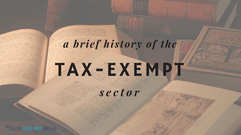 A Brief History of The Tax-Exempt Sector