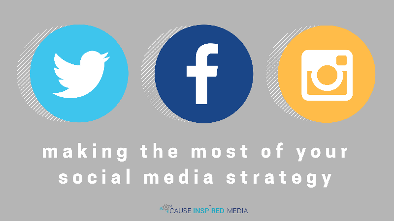 Making The Most of Your Social Media Strategy