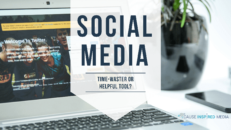 Social Media: Time-Waster or Helpful Marketing Tool?
