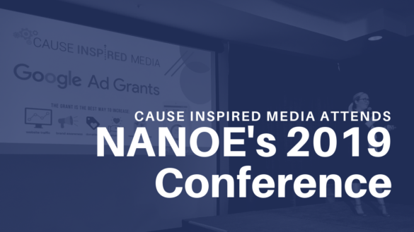 cause inspired media attends nanoes 2019 conference
