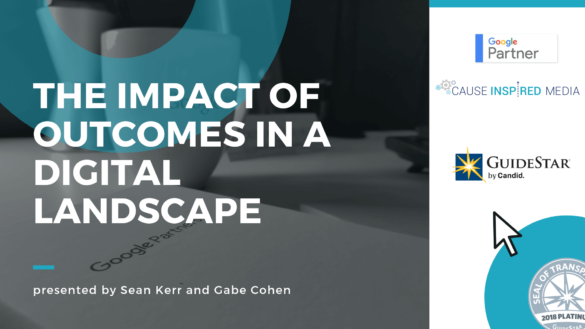 Impact of Outcomes in a Digital Landscape