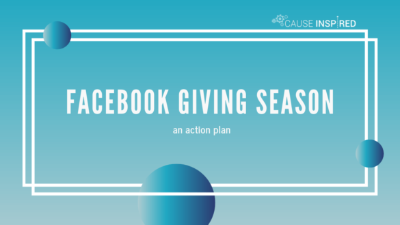 Facebook Giving Season