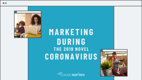marketing during the 2019 novel coronavirus