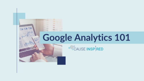 Google Analytics 101 introduction to google analytics