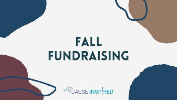 Fall Fundraising