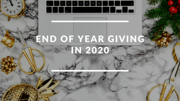 end of year giving in 2020