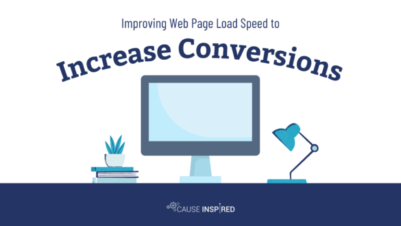 improving web page load speed to increase conversions